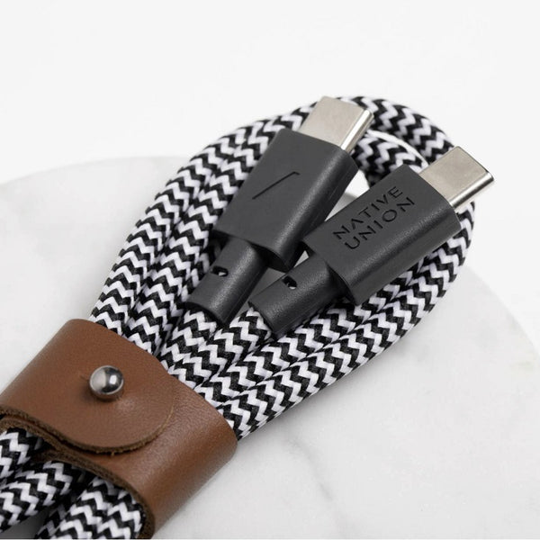 Belt Cable Android USB-C to USB-C - Zebra