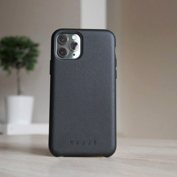Full Leather Case for iPhone 11 Pro - Black