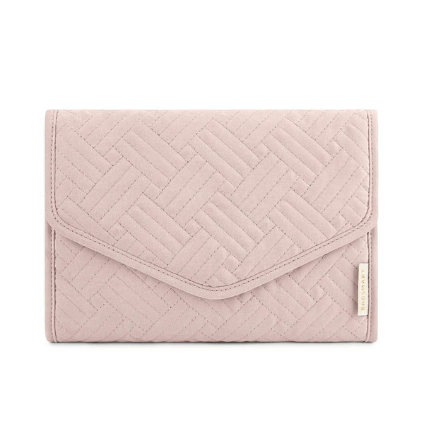 Peri Jewellery Pouch - Pink