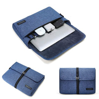 Laptop Sleeve - Heather Navy