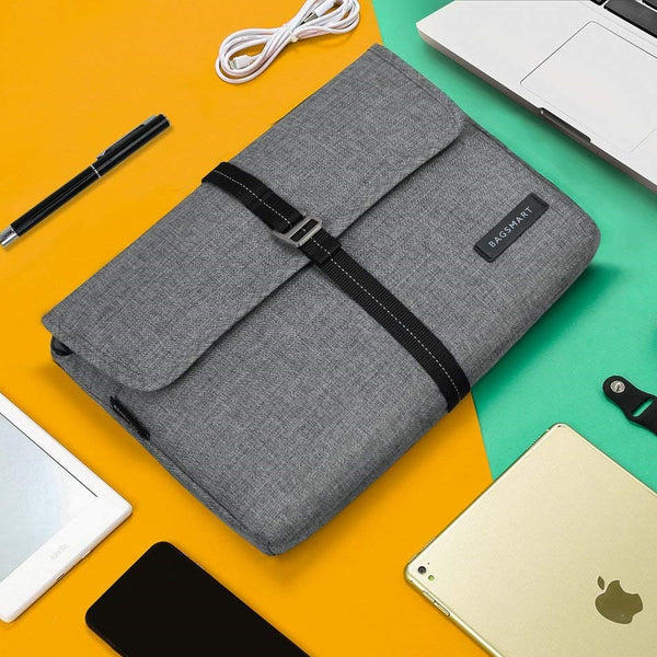 Laptop Sleeve - Heather Grey