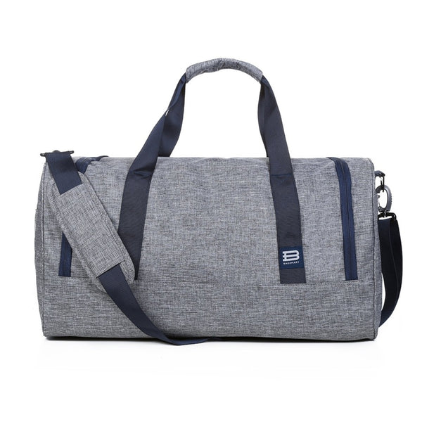 Weekender Duffle Bag - Heather Grey
