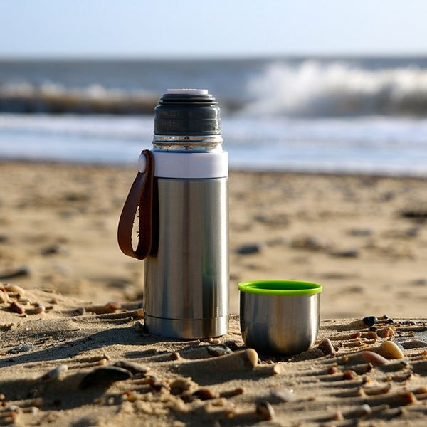 Bam Thermos Flask - Steel