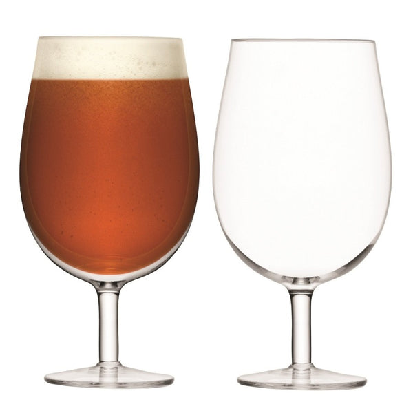 Bar Craft Beer Glass, Set of 2