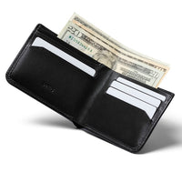 Hide and Seek Wallet - Black RFID