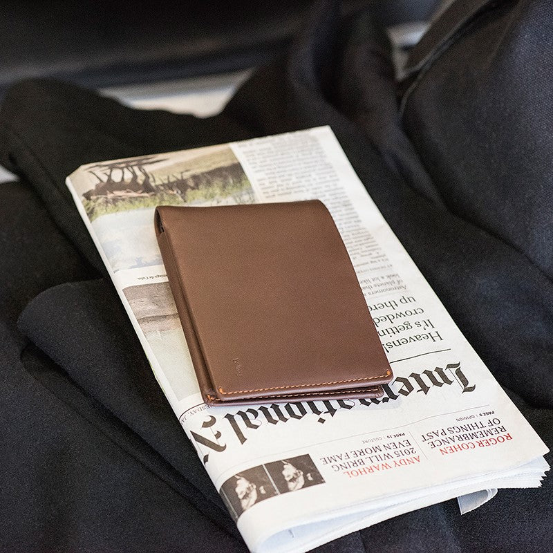 Travel Wallet - Cocoa RFID