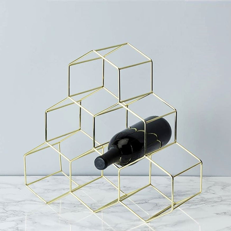 Belmont Geo Wine Rack