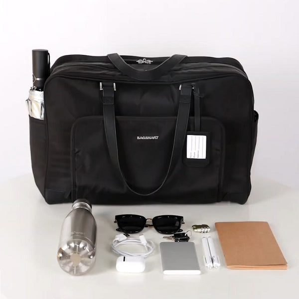 Birmingham Duffle Bag - Black