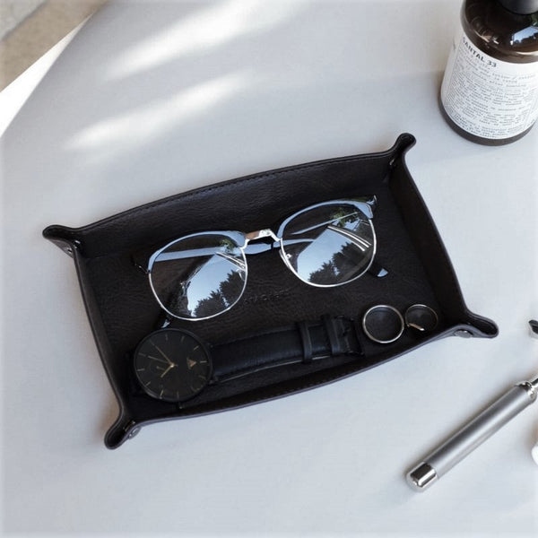 Catchall Desk Tray - Black