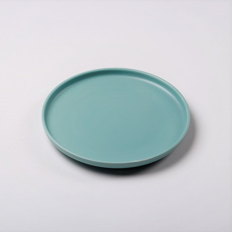Savoy Dessert Plate - Cloud Blue