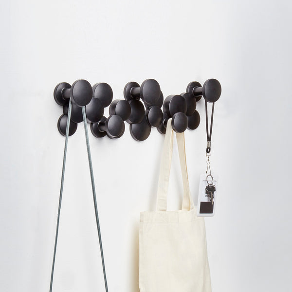 Bubble Wall Hook - Black