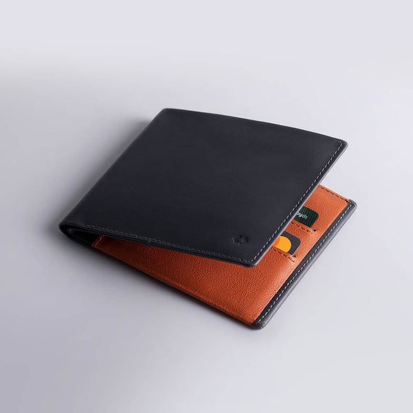 The Business Wallet - Dark Grey