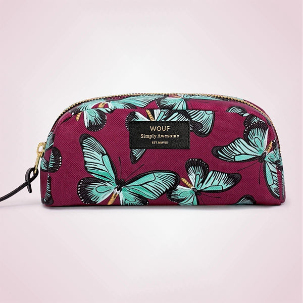 Butterfly Small Beauty Bag