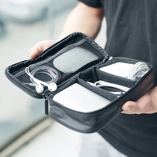 Charger Multi-Purpose Pouch - Matt Grey