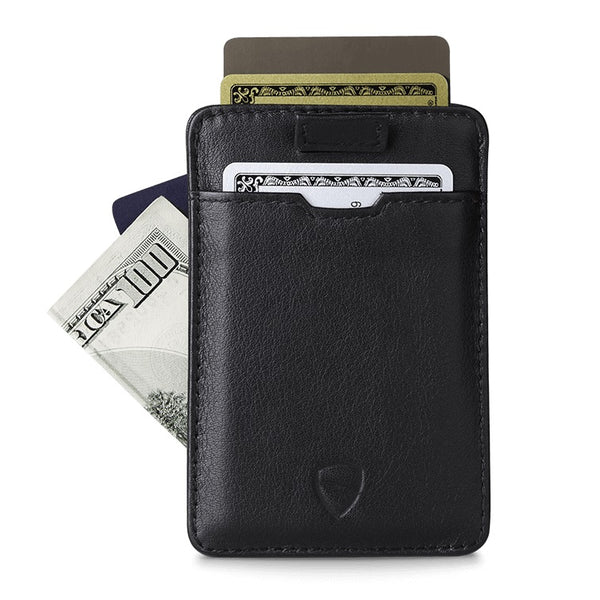 Chelsea Sleeve Wallet - Black RFID