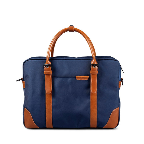 Classic Laptop Bag - Blue