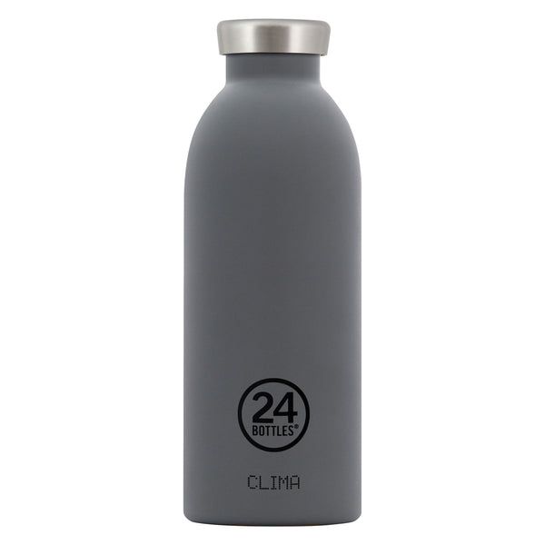 Clima Insulated Bottle 500ml - Formal Grey