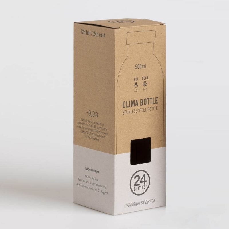 Clima Insulated Bottle 500ml - Carrara