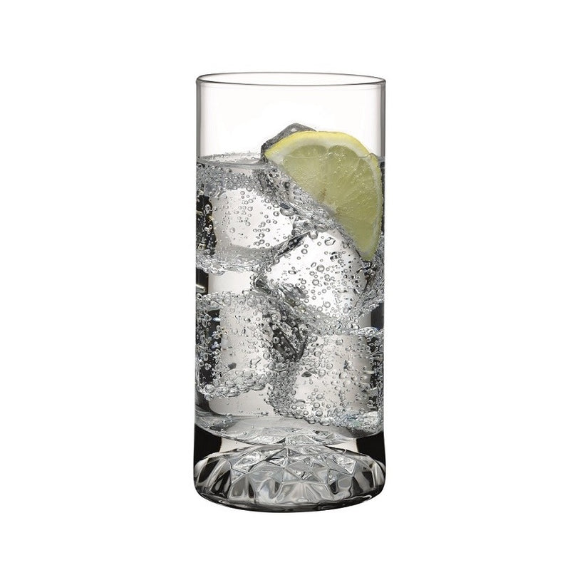 Club Long Drink Glasses, Set of 4