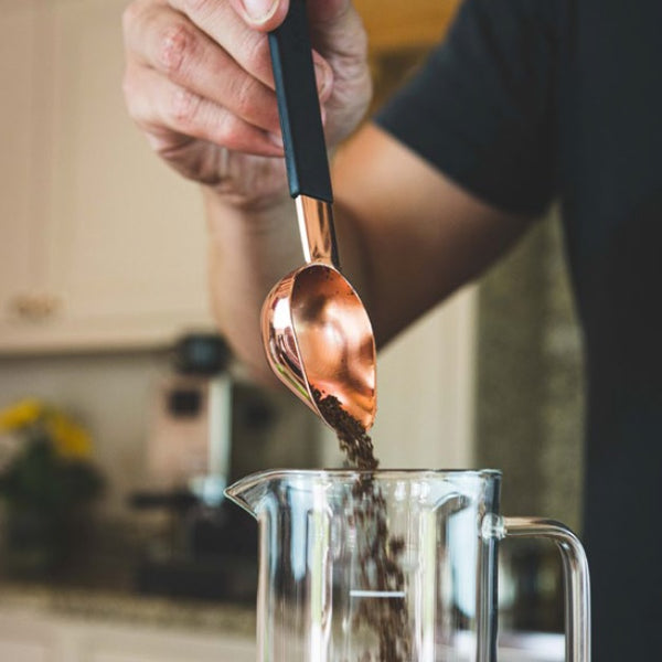 The Scoop Measuring Spoon - Copper