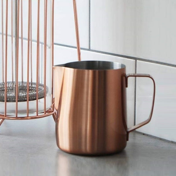 Core Milk Jug Large - Copper