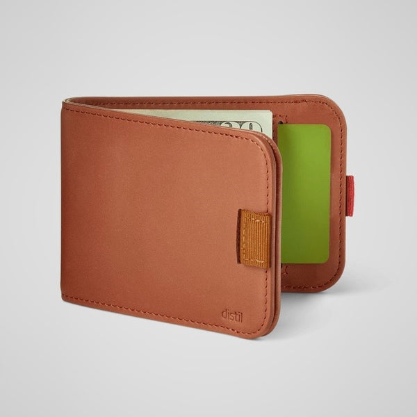 Wally Bifold Wallet 5.0 - Tan