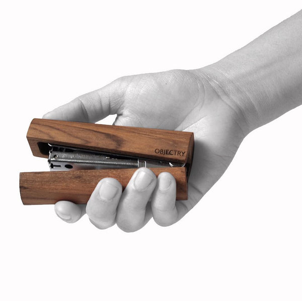 Dot Wooden Stapler