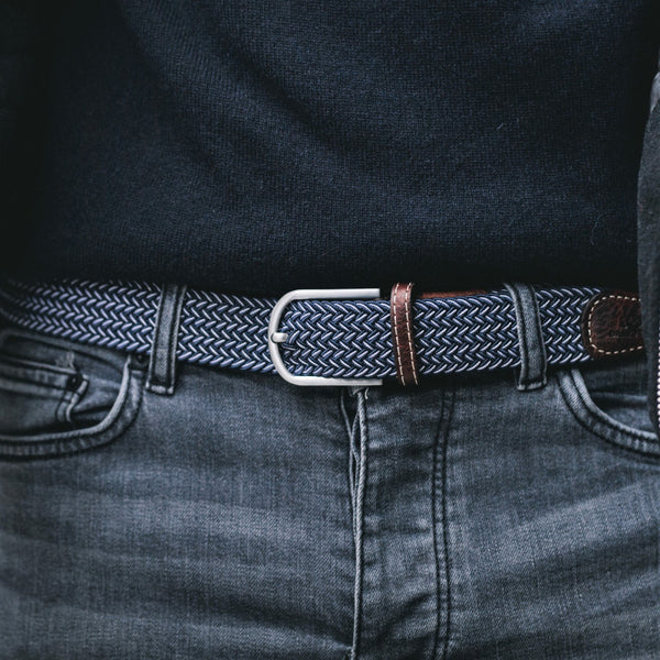 Braided Belt Medium - The Bogota