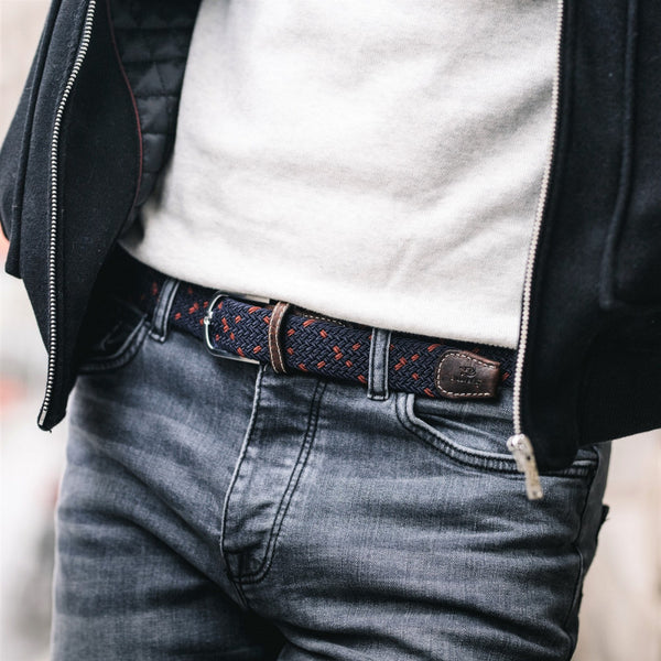 Braided Belt Medium - The Milan