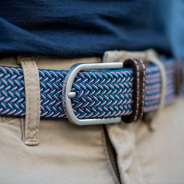 Braided Belt Medium - The Seoul
