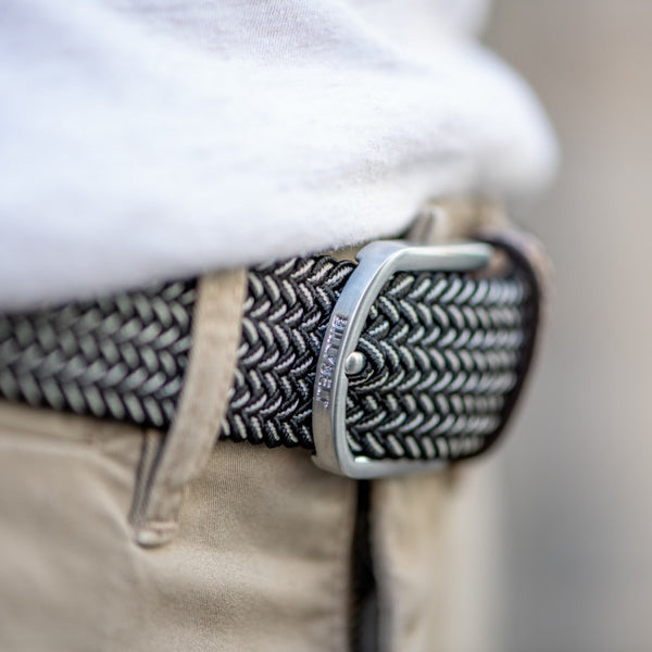 Braided Belt Medium - The Vienna