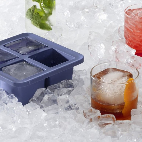 Peak Extra Large Ice Tray - Blue
