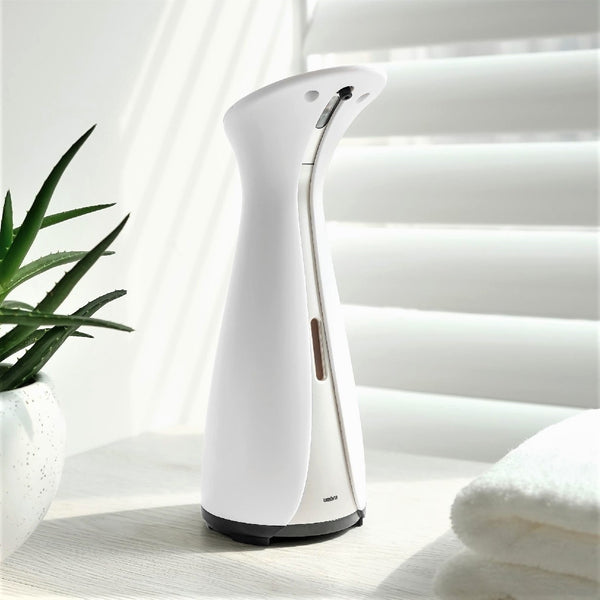 Otto Automatic Soap Dispenser - White