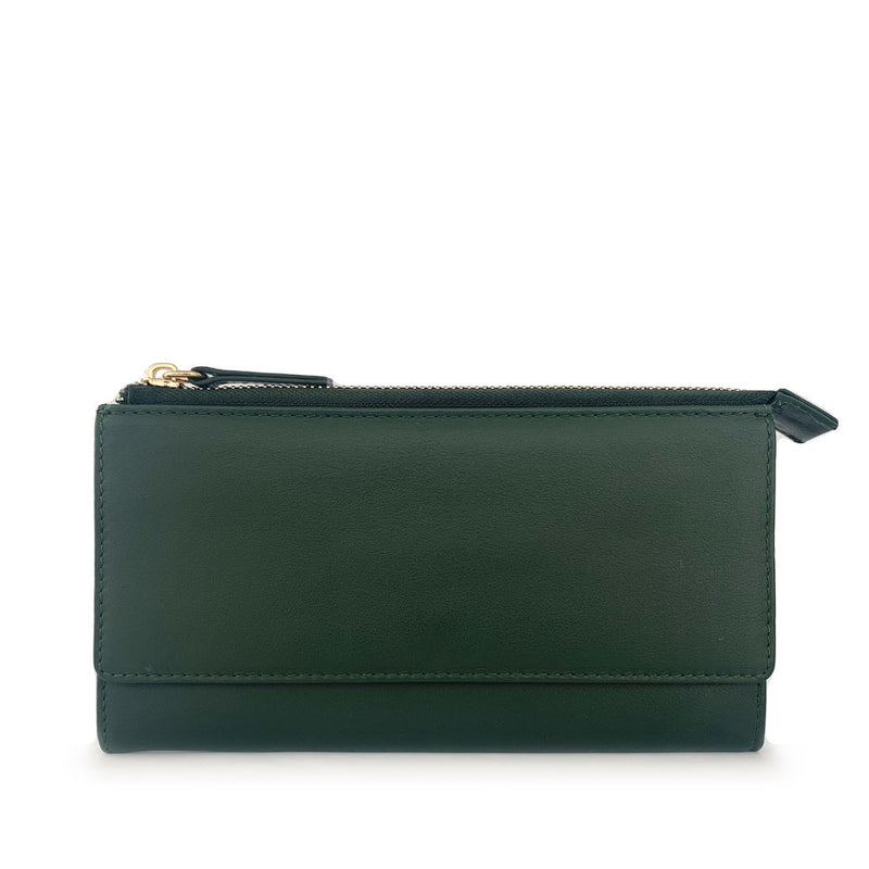 Transit Wallet - Forest Green