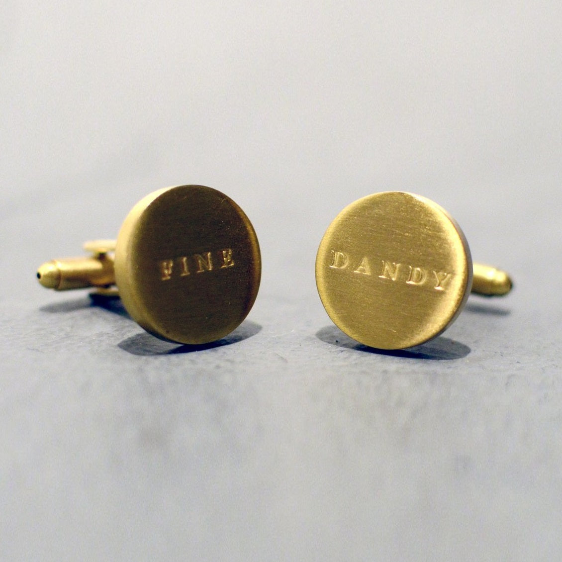 Cufflinks - Fine & Dandy