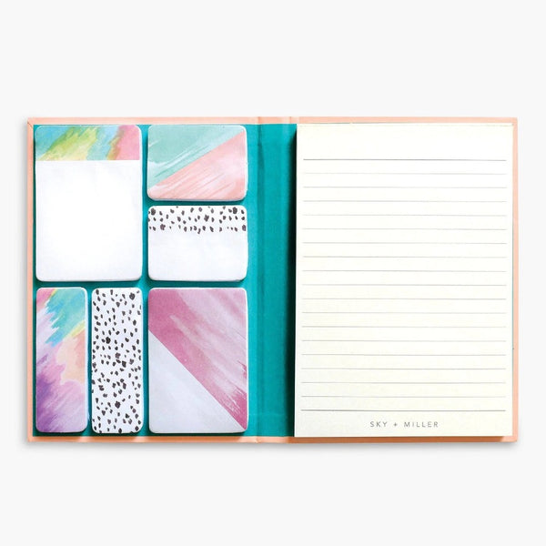 Sky & Miller Flamingo Sticky Notes