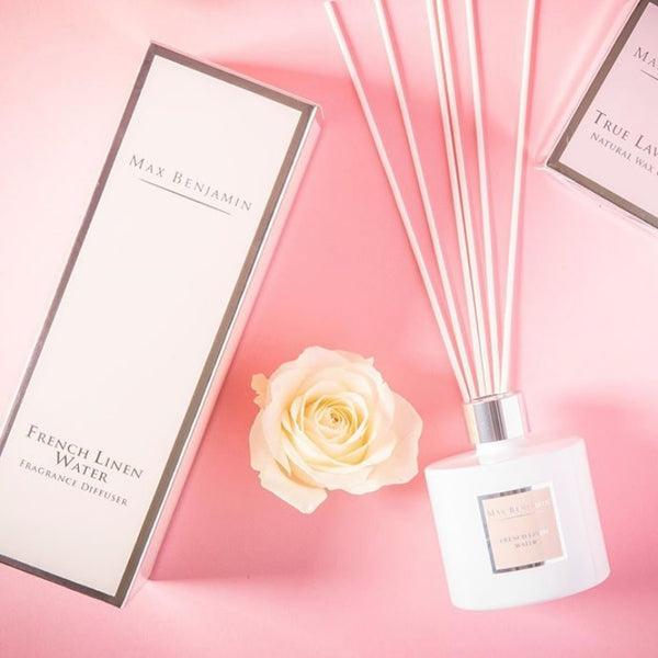 French Linen Water Fragrance Diffuser