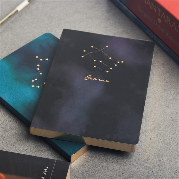 Constellations Mini Notebook - Gemini