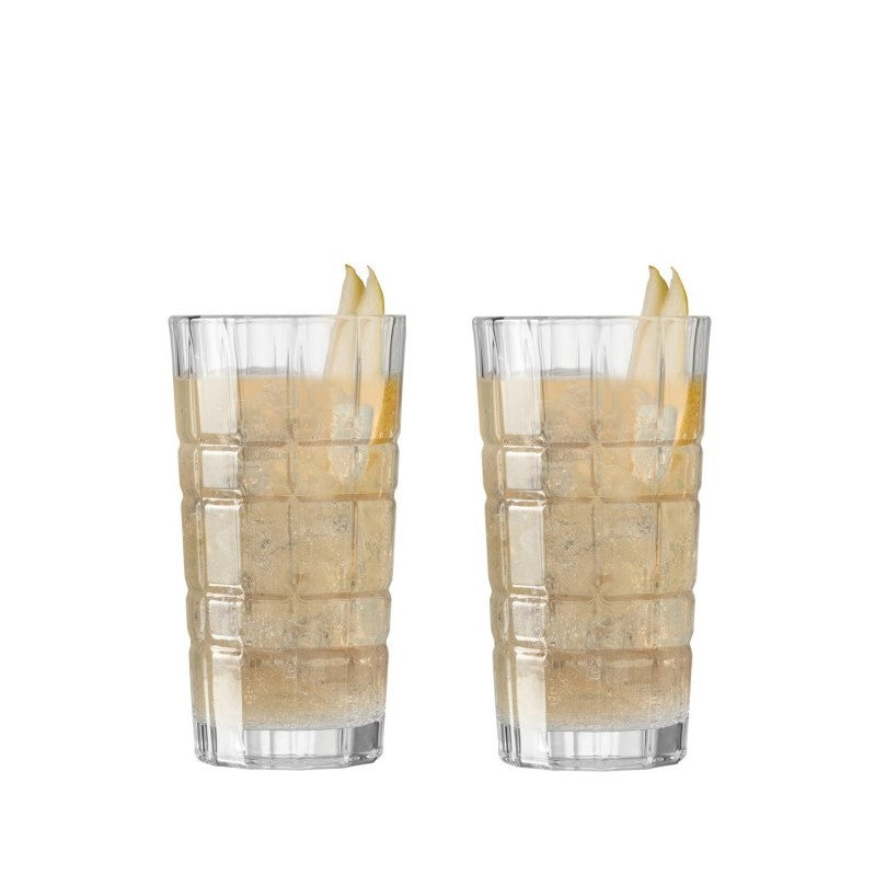 Gin Long Trink Tumblers, Set of 2