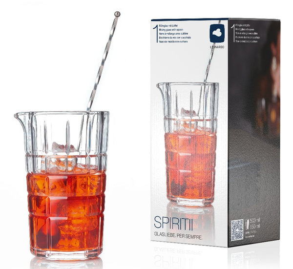 Spiritii Mixer with Stirrer