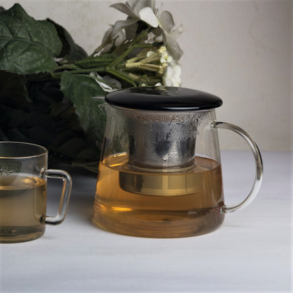 Essential Tea Pot with Filter - Small