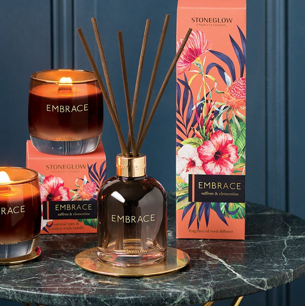 Infusion Collection Reed Diffuser - Embrace