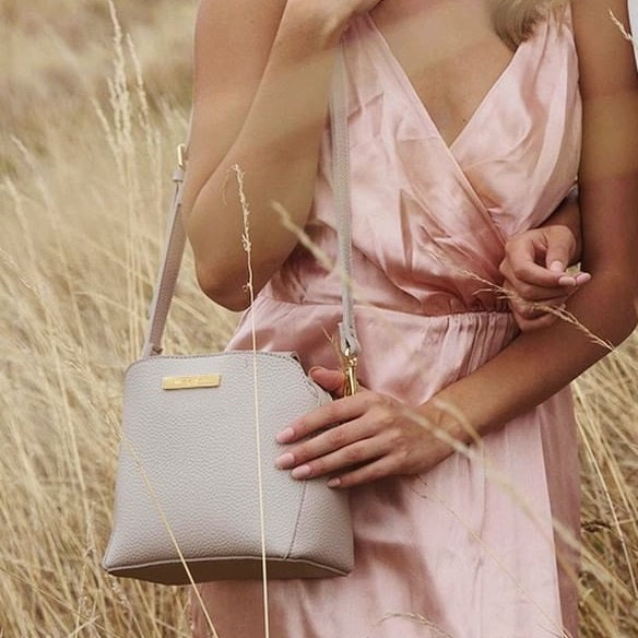 Bella Sling Bag -  Taupe