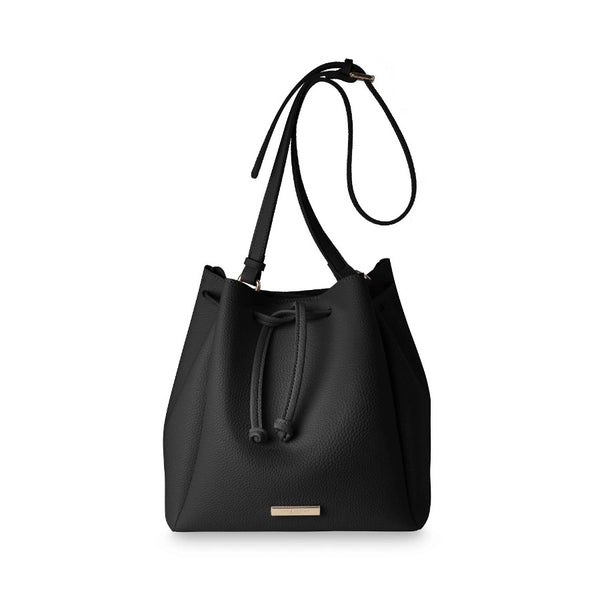 Chloe Bucket Bag -  Black