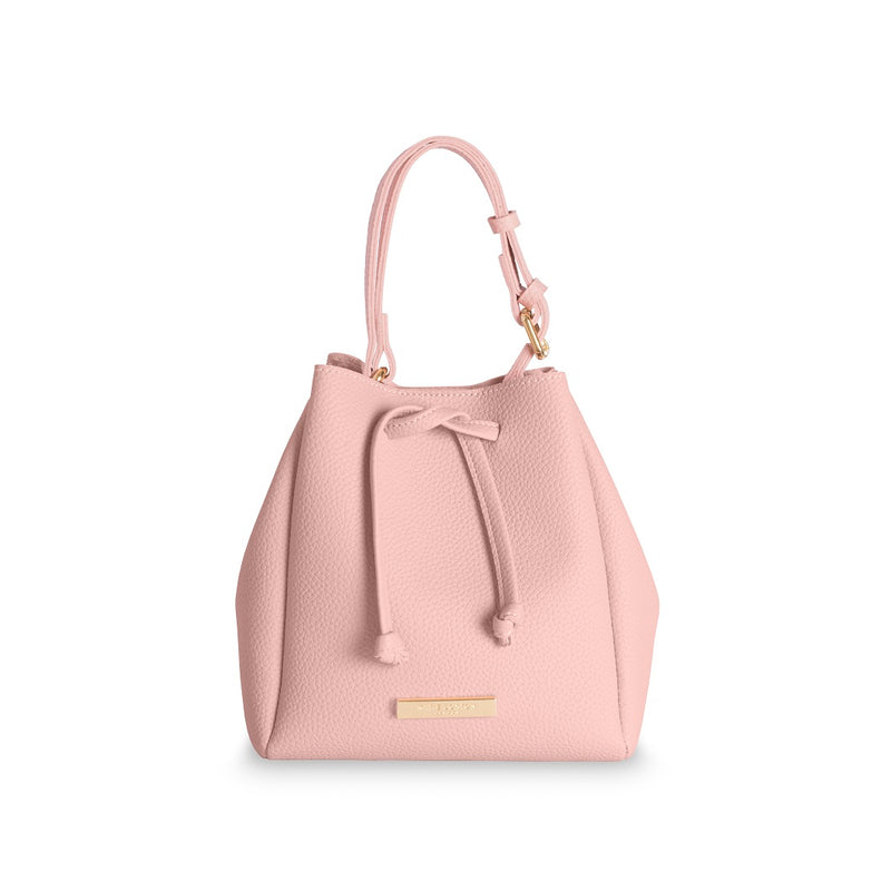 Chloe Bucket Bag Mini -  Pink