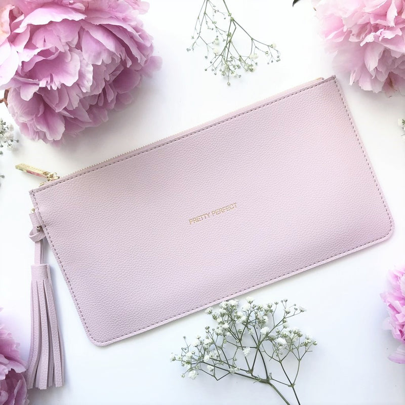 Florrie Tassel Pouch - Pretty Perfect