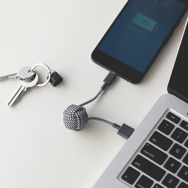 Key Cable Android USB-C - Zebra