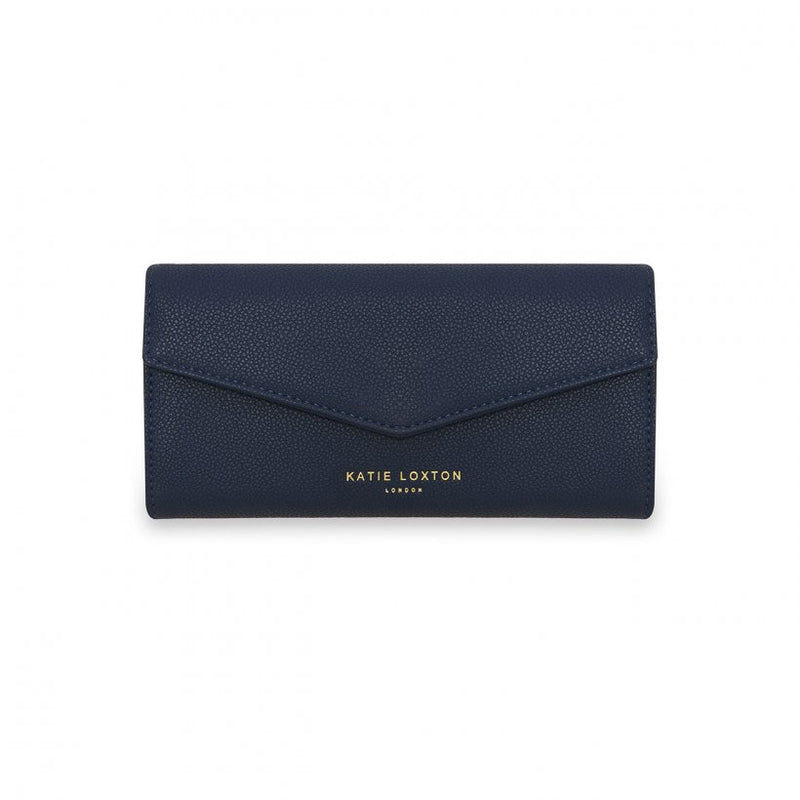 Esme Envelope Wallet - Navy