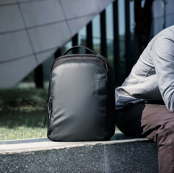 Urban Laptop Backpack - Black