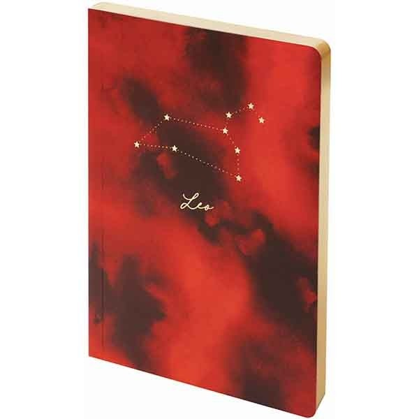 Constellations Mini Notebook - Leo